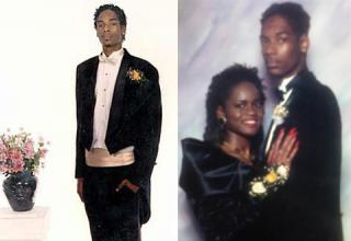 Some awesome Prom photos of celebrities from their high school days.