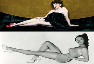 Photographer Nadav Kander took recent pictures of some former Miss March to Miss June Playmates for New York Mag. With the oldest photograph dates back to 1954.