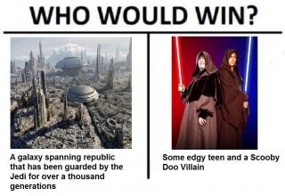 Only a true Star Wars fan will get all of these!