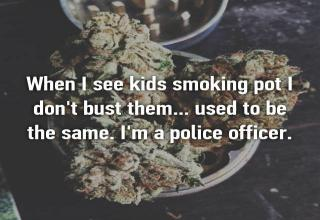 Cops are people just like the rest of, so what kind of shenanigans do they get into?