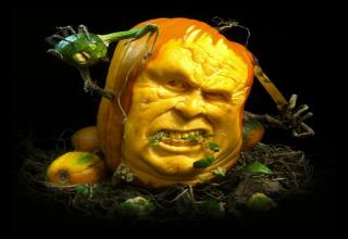 Masterfully Crafted Pumpkins