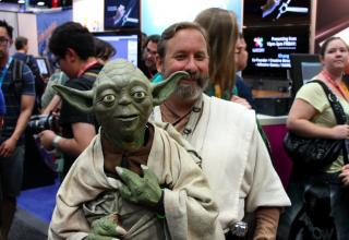 pictures from comicon