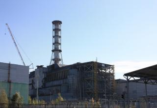 Some haunting photos of Chernobyl, site of the nuclear plant melt down years ago.  Credit: Agit8dChop from ATS.