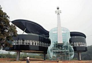 Some crazy and interesting architecture from around the world.