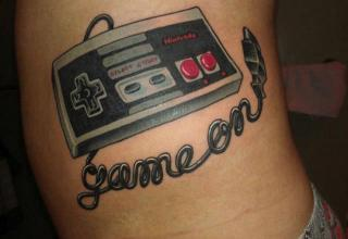 Awesome images about video games and those who love them.