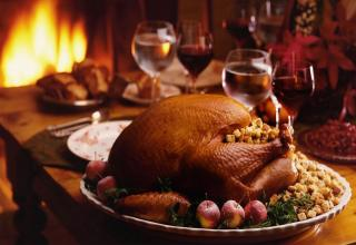 A gallery of Turkey Day gifs, memes and hints