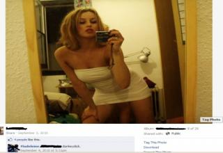 Hilarious Facebook comments and photos.