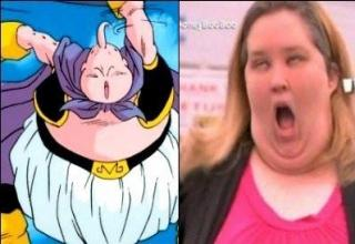 Celebs who look like Dragon Ball Z characters (or vice versa)