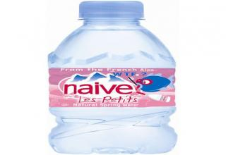 OK, then try spelling Evian backwards. O