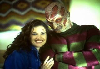 A snapshot of life on the set of one of the 80's most popular horror figures. One, two, Freddy's coming for you...