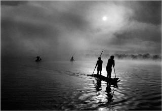 No Instagram crap here. Masterful use of light and shadow to create composition. All shot by the amazing Sebastio Salgado. Enjoy!