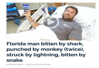 Shining a light on some of the crazy shit that happens in Florida.