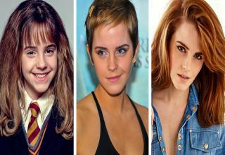 Hollywood Beauties Have Changed Since Their Childhood