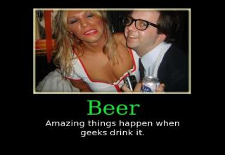 Its beer thirty