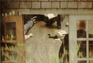 """The Seattle Police Department incident report states: """"Kurt Cobain was found with a shotgun across his body, had a visible head wound and there was a suicide note discovered nearby."""" <br> <br> Also check out: <a href=""""https://www.ebaumsworld.com/pictures/25-pics-and-memes-on-the-25th-anniversary-of-kurt-cobains-death/85929430/"""" target=new>25 Pics and Memes on the 25th Anniversary of Kurt Cobain's Death</a>"""