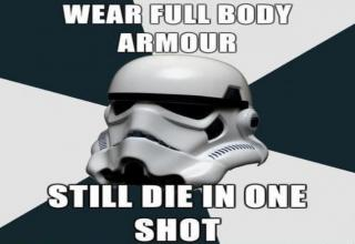 Star wars funnies