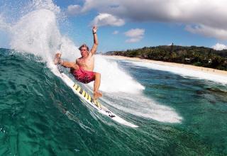 Robbie Crawfords Award Winning Surf Photography