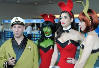 Some of the better ones.  Ya, I know, you can find like a million galleries on Comic Con at this time.