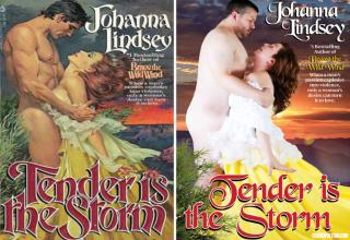 Enjoy the epic cheesiness of Romantic Novels.