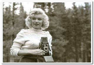 """Never before seen images of injured Marilyn Monroe. In 1953 Marilyn Monroe was in Banff Alberta Canada shooting """"River of No Return"""".She hurt her ankle and spent some time staying at the Fairmont Banff Springs Hotel and touring the town."""