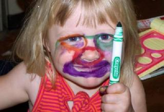 Here are a bunch of reasons why you should never leave kids alone with markers.