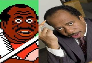 Take a look at some of the most infamous video game characters and what celebrities they were probably modeled after.
