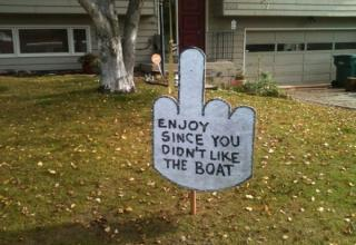 Sh*t got real with these 18 angry neighbors