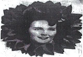 "Elizabeth Short, the victim of one of the nation's most infamous and unsolved crimes. ""Betty"" Short was born on July 29, 1924 and lived at 113 Salem Street. The site is now occupied by Interstate #93 Rotary. She attended Medford High School until June of 1940 and them moved to Hollywood to pursue an acting career. Her striking attractive features, jet black hair and penchant for dark attire earned her the name of  ""The Black Dahlia."" On January 15, 1947, her severed and mutilated body was discovered in a vacant Los Angeles lot. Newspapers, books, magazines, motion pictures and television have chronicled her story. The slaying of Medford's ""Black Dahlia"" continues to remain a mystery."