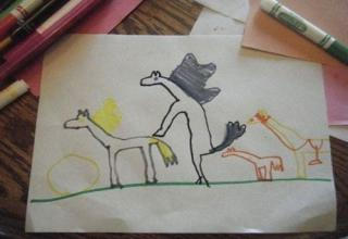 Kids Draw The Darndest Things!