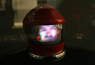 A Few Pictures From The Stanley Kubrick Exhibit