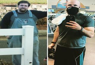 Kenny used to be a heavy drinker.  He made a decision to stop drinking and take control of his health.  Through various exercises, dieting, and the support of a 12 step program, Kenny has turned his entire life around.