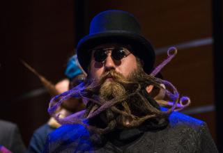 The 2017 World Beard and Moustache Championships just wrapped up in Austin, Texas. This year's competition ran from September 1-3, and it was a collection of the most immaculate facial hair on the planet.