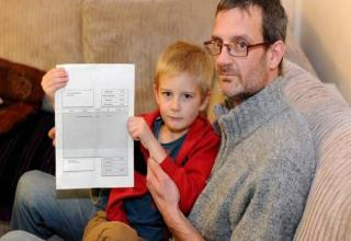 This 5-Year-Old Was Invoiced $24 For Accidentally Missing A Classmate's Party