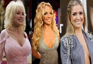 A few different lookalikes in the adult film industry. from fox news