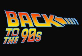 Not sure if I miss the nineties, or just miss being a kid in the nineties.