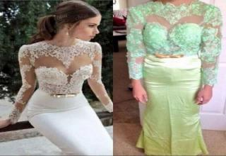 Expectation Vs Reality Online Shopping Edition Facepalm Gallery