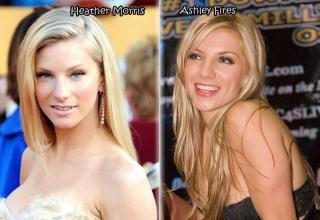 Adult film stars that look just like famous starlets