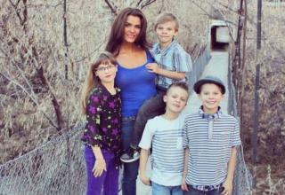 Mindi Jensen posted these pics to her social media account and the parents of her students in Utah complained that they were a bit too risque causing the school to ask her to remove the offending images or face losing her job.