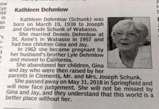 13 Of The Funniest and Most Savage Obituaries Ever - Funny