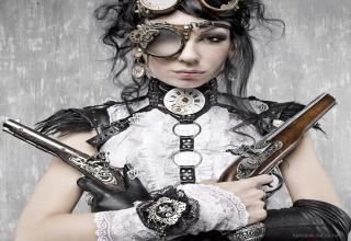 Hot girls, awesome cosplay, guns, household items, toys, and more!