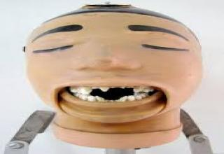 Creepy as Hell Dentist Dummies  - Gallery | eBaum's World
