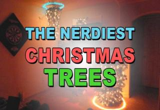 If you're Christmas Tree looks anything like this... you may be a nerd.