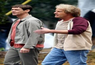 Behind The Scenes of Dumb and Dumber To - Gallery | eBaum's