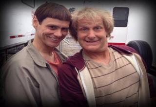 After nearly 20 years, Jim Carrey and Jeff Daniels are at it again!