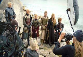 "A look into how the HBO hit series ""Game Of Thrones"" is made."