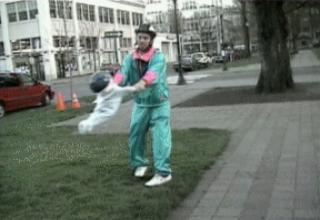 Hilarious gifs from the Jackass tv show. vol 1
