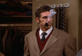 18 more Seinfeld gifs!