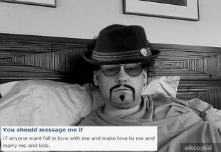The Best Of The Worst Ok Cupid Profiles