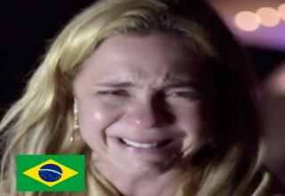 In case you haven't heard, Brazil was destroyed by Germany in the World Cup semifinals by a score of 7 to 1. To make matters worse, as the host country, they got to experience this humiliation in front of their own fans.