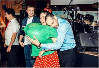 32 Funny and WTF Russian wedding photos
